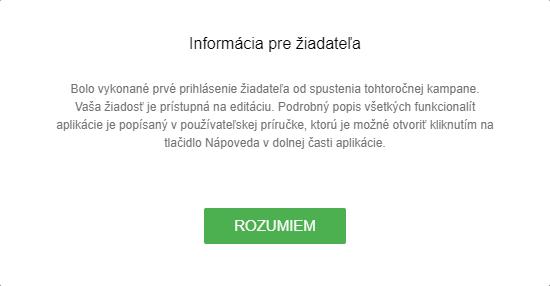 Žiadna registrácia dátumu lokalít